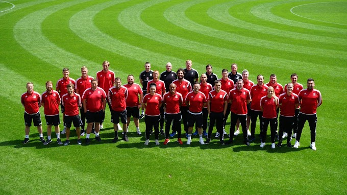 Dean Keates: Walsall Boss Completes UEFA A License Course