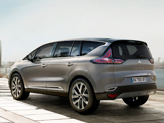 Renault Espace 2015 - present gallery |
