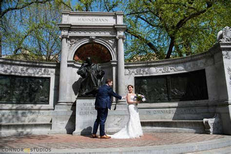 Fathom Gallery Wedding   Quirky Spring DC Wedding