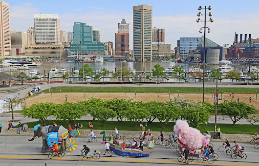 Baltimore could be America's most eccentric city, travel website says