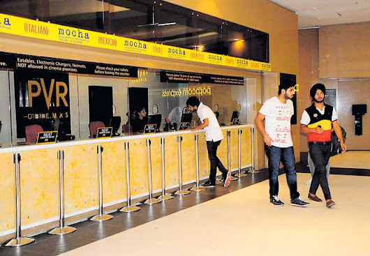 Movie Tickets Set To Cost Further – Chandigarh City