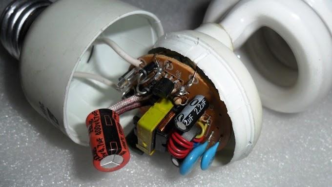 Мигает энергосберегающая лампа – основные причины неисправности