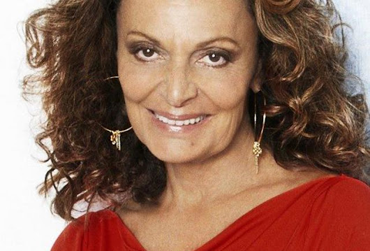 Diane von Furstenberg Shares The Career Advice Of A Lifetime