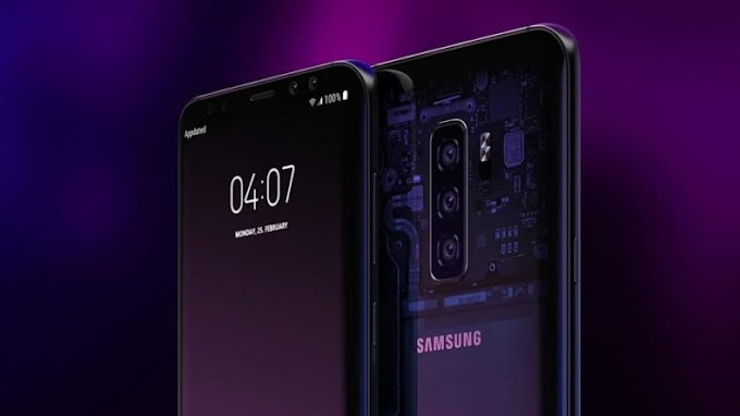 Tech update; What the samsung galaxy s10 might look like