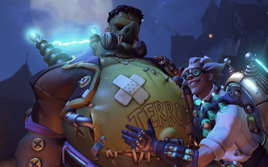 Halloween comes to Overwatch with all new LOOT (Video)