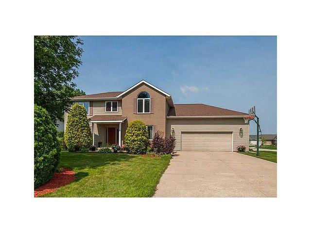 6420 Wolf Creek Trl, Cedar Rapids, IA 52411  Home For Sale and Real Estate Listing  realtor.com\u00ae