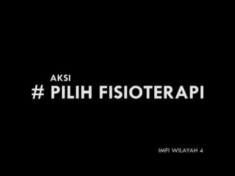 Aksi Mahasiswa Fisioterapi : #PILIHFISIOTERAPI