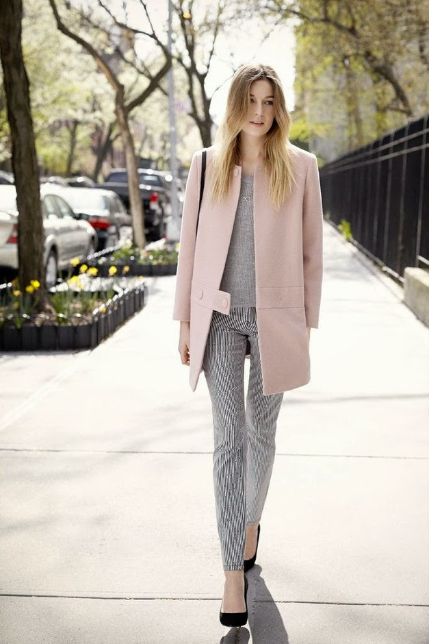 16 Ways To Combine Pastels Into Your Winter Wardrobe
