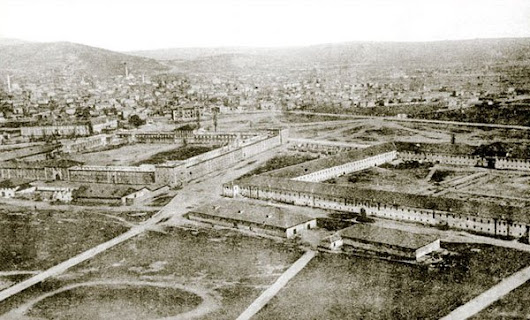 Red and White barracks in Bitola during Turkish rule | Bitola Info