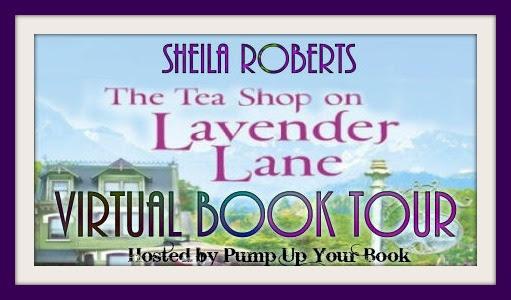The Tea Shop on Lavender Lane banner 2