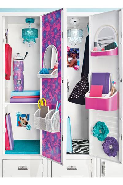 Image: Locker Accessories - Locker Decorations