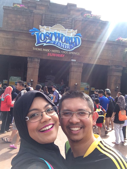 Bercuti ke Lost World of Tambun - [PART 1]!