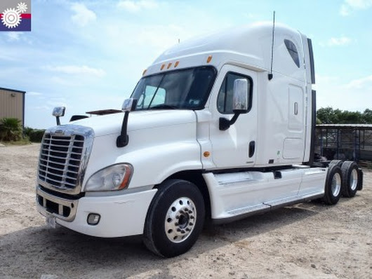 MAKE : FREIGHTLINER, MODEL : CASCADIA PX125064ST,   YEAR : 2009, PRICE : $ 47500 USD