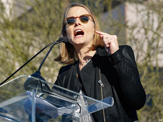 Jodie Foster: 'This Is Our Time to Resist'
