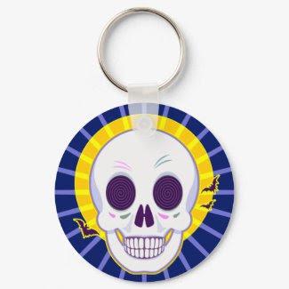Mr. Skull keychain