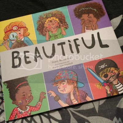 Beautiful by Stacy McAnulty, illustrated by Joanne Lew Vriethoff