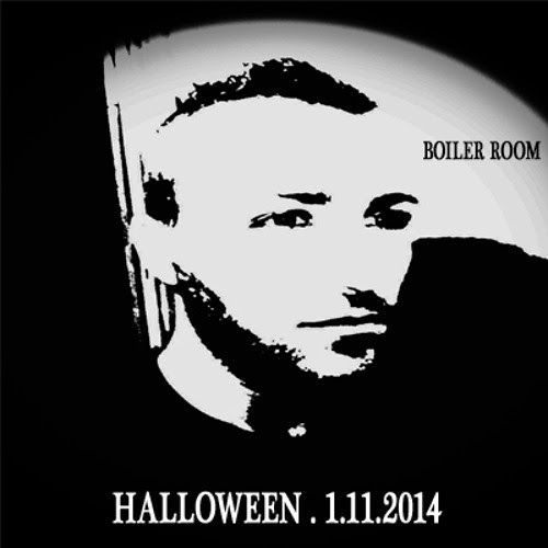 BOILER ROOM - HALLOWEEN - Anesthesiologist Live 01 - 11 - 2014