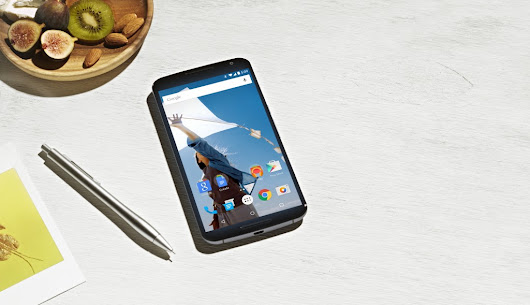 Nexus 6 launched by keeping new era in mind