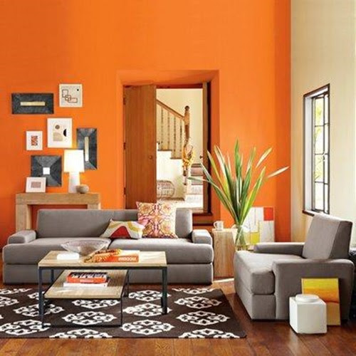 Tips on Choosing Paint Colors for the living room ...