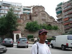 Haghios Panteleimon, Thessaloniki, Greece