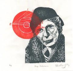 Inge Lehmann print