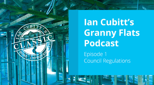 An informative Podcast to listen to before you build that Granny Flat ...