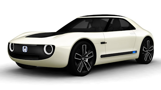 Honda Sports EV Concept is exactly the EV sports car we want - Autoblog