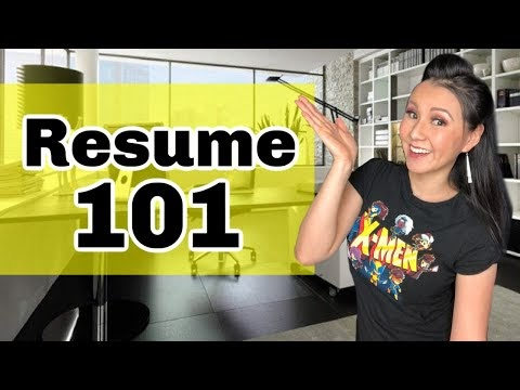 How to Write a Resume - Step By Step Tutorial for High School Students