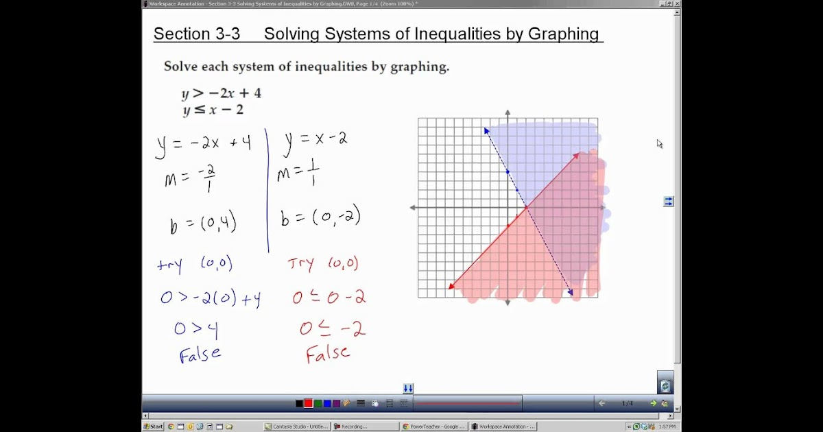 28 Solving And Graphing Inequalities Worksheet Answers ...