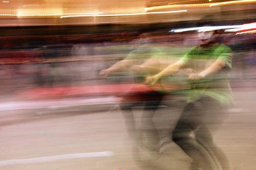 Carnaval en monociclo by Alejandro Bonilla