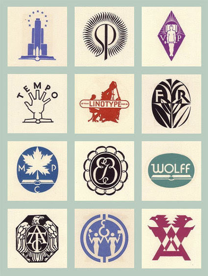 Rare & Beautiful: The Man Who Designed 500 Logos