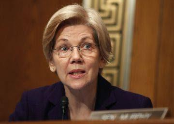 Los republicanos censuran a una senadora demócrata por leer una carta crítica con el nominado a fiscal general