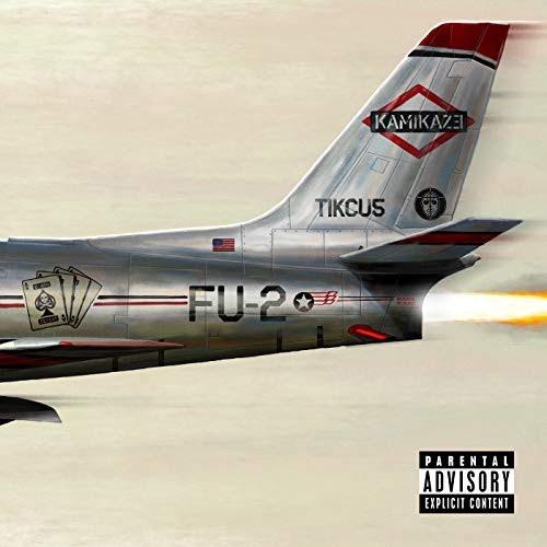 (Musique) On peut écouter le dernier album d Eminem
