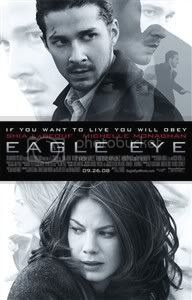 Eagle Eye Official Poster