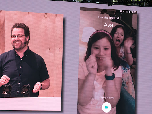 Google's new video chat app Duo is finally rolling out right now