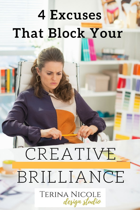 4 Excuses That Block Your Creative Brilliance | Handcrafted Handbags & Home Goods | Jypsea Leathergoods