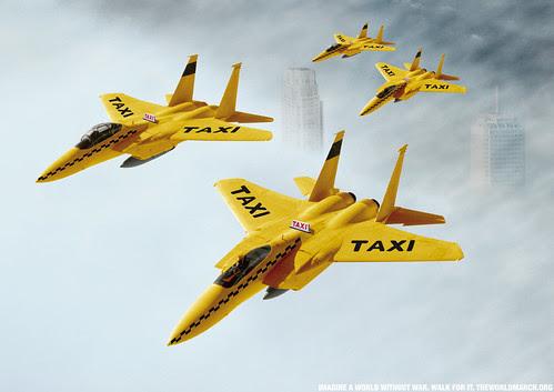 taxi-ing