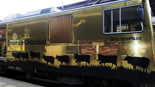 All Aboard The Magical Le Train du Chocolat! | Tourism Interface