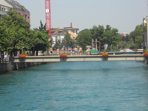 Parkhausbrücke