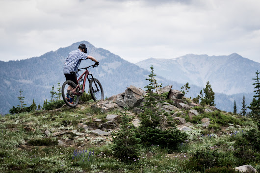 New MTB Brand Esker Cycles Launches With Carbon Trail Bike, First With Weagle-Patented Orion Suspension Platform - Singletracks Mountain Bike News