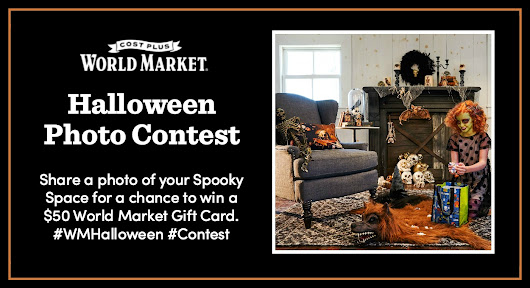 World Market Halloween Photo Contest