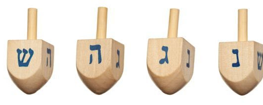 Chanukah Series: The Dreidel