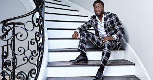 Kevin Hart Just Might Be the Hardest-Working Man in Branding