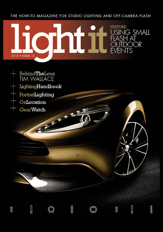 Tim Wallace: 'Light It' Magazine Feature and Interview