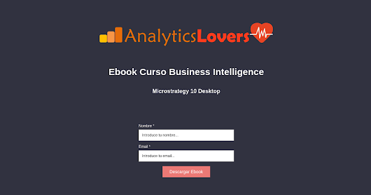PDF Curso Business Intelligence Microstrategy