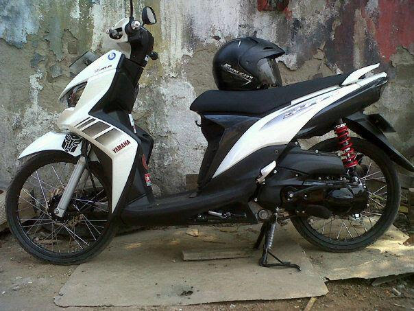 Modifikasi Mio Soul GT