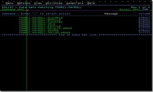 DUKKA SRINIVAS MAINFRAME: Mainframe Projects.
