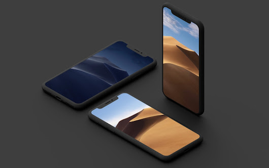 Wallpaper Weekends: macOS Mojave Wallpapers for iPhone, iPad, and Apple Watch