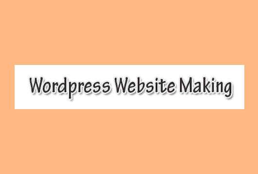 mousumiaktar : I will do your wordpress website for $5 on www.fiverr.com
