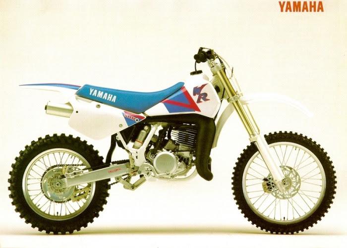 Yamaha Yz 490 Usata - Car View Specs